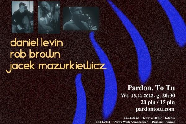 Levin-Brown-Mazurkiewicz