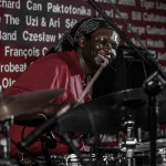 Hamid Drake [5 Nights with Peter Brötzmann] (Photo By popupmusic.pl)