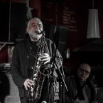Peter Brötzmann [5 Nights with Peter Brötzmann] (Photo By popupmusic.pl)