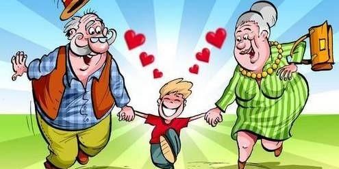 Warsztaty kreatywne Wnuki-Dziadkowie