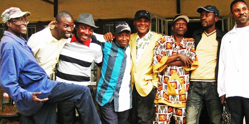 Orchestre Les Mangelepa [Kenia]