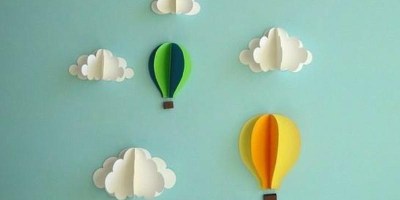 Jak w niebie - warsztaty plastyczne dla dzieci